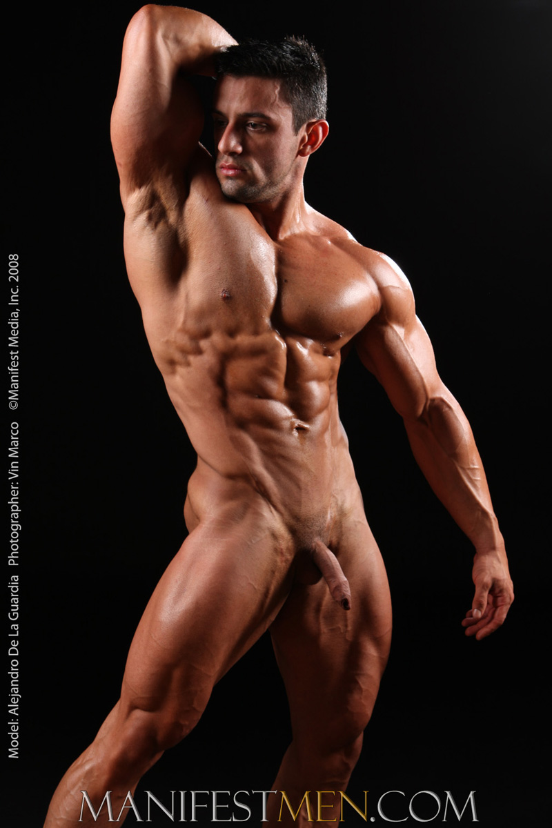 from Marc gay muscular male bodies
