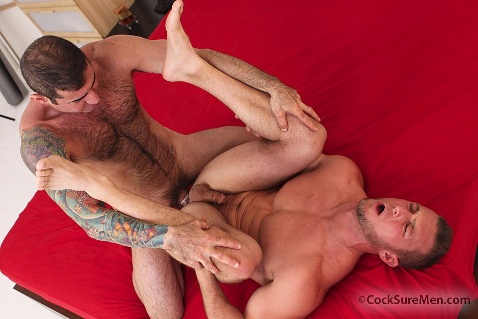 Gay Guy Anal Fucks Other Gay